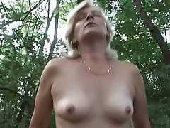 Blonde Mature MILF