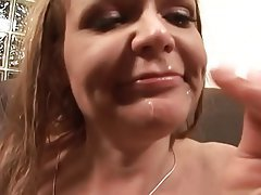 Close Up Cumshot Hardcore Mature MILF