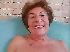Anal Cumshot German Granny Mature