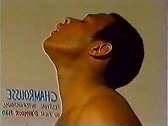 French Interracial Lingerie Pornstar Vintage