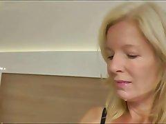 Amateur Anal Blonde Mature MILF