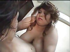 Asian BBW Big Boobs Big Butts Japanese