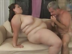 BBW Big Boobs Big Butts Brunette Mature