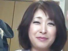 Creampie Big Boobs Japanese MILF BBW