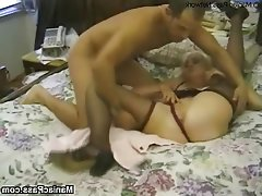 Facial Granny Hardcore Mature Stockings