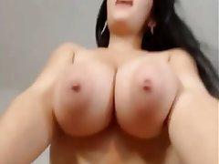 BBW Big Boobs Lingerie Webcam
