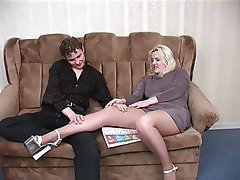 Amateur Mature Old and Young Stockings