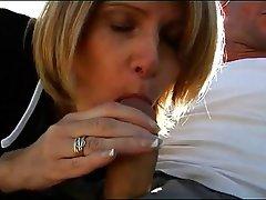 Blonde French Mature MILF