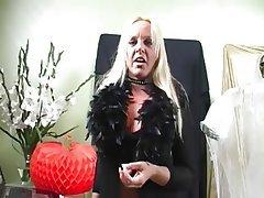 Blonde Masturbation Mature Pornstar