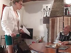 Amateur Anal Mature French MILF