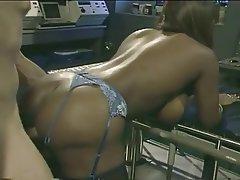 Blowjob Cumshot Interracial Pornstar Vintage