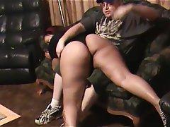 BBW BDSM Big Butts Spanking