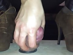 German BDSM High Heels BDSM