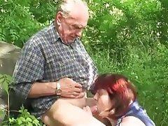 Big Boobs Granny Hardcore Mature Outdoor