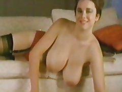 Babe Big Boobs Blonde Pornstar Vintage