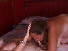 Amateur BBW Mature MILF Sucking