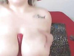 Amateur Big Boobs Webcam
