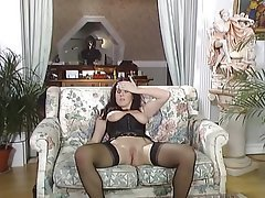 Anal Big Boobs Blowjob German Mature