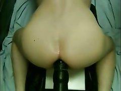 Anal MILF Dildo Big Ass