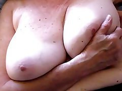 Mature Big Boobs Granny Big Nipples