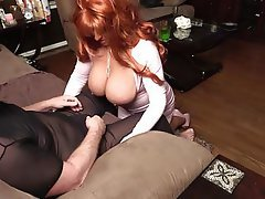 Amateur Stockings MILF Lingerie Big Tits