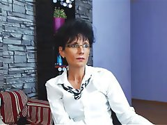 Amateur Brunette Mature MILF Webcam