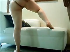 Amateur BBW Brunette MILF Swinger