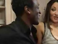 Big Boobs Hardcore Interracial Mature Threesome