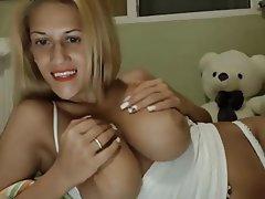Big Boobs Massage MILF Nipples