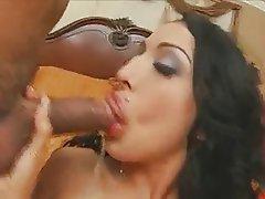 Anal Babe Double Penetration Hardcore Threesome