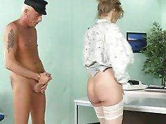 Anal Blowjob German Group Sex