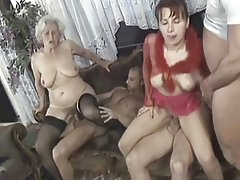 Amateur Granny Group Sex Mature MILF