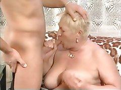 Big Boobs Granny Mature