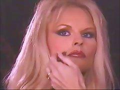 Blonde Femdom Latex Pornstar Vintage