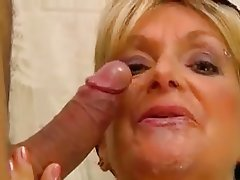Big Boobs Blonde Cumshot Mature Old and Young