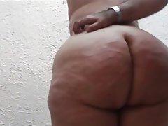 BBW BDSM Big Butts MILF Spanking