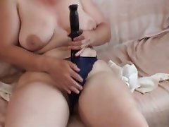 Amateur Masturbation Mature MILF Russian