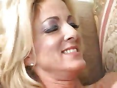 Big Boobs Blonde Creampie Mature MILF