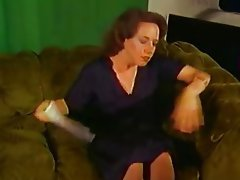 Hairy MILF Old and Young Redhead Vintage