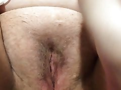 Amateur Close Up Hairy Orgasm