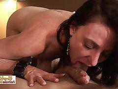 Anal Femdom Lesbian Mature MILF