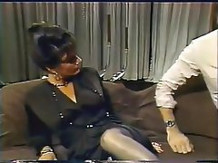 Hairy MILF Old and Young Pornstar Vintage