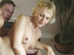 German Granny Mature Old and Young