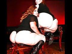 BBW Big Boobs Big Butts Blonde Pornstar