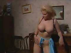 Big Boobs Hairy Italian Pornstar Vintage
