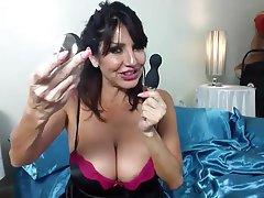 Amateur Mature MILF Webcam