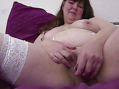 Amateur Granny Mature BBW Stockings